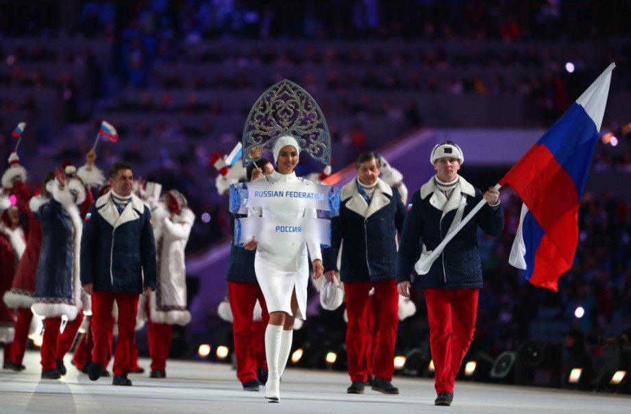 Names of 300 Russian athletes have been handed to International Federations ©Getty Images