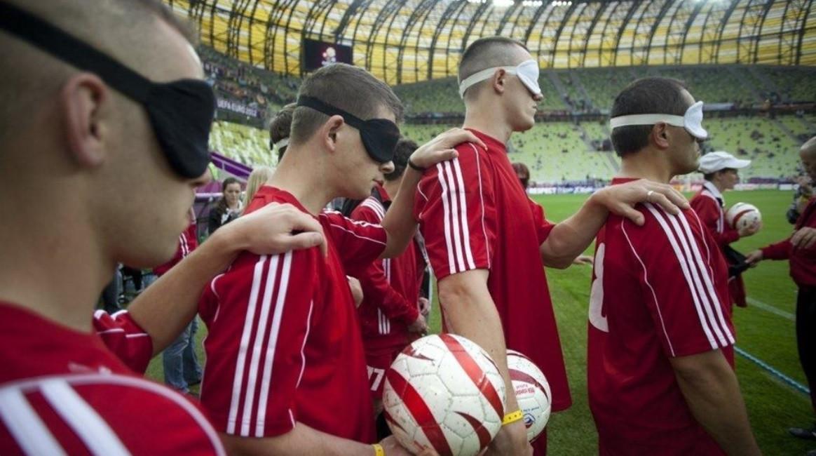 UEFA renews support for blind football