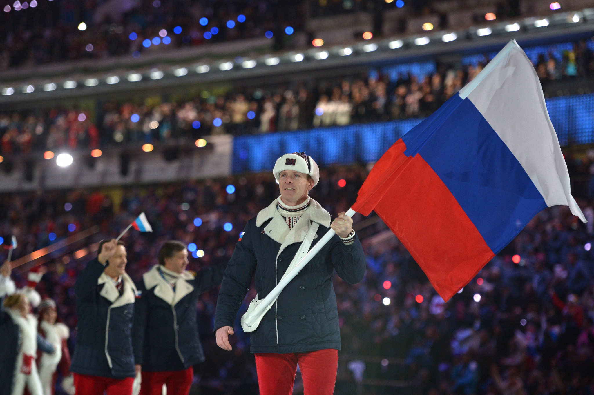Designs are currently being drawn up to determine Russian kit at Pyeongchang 2018 ©Getty Images