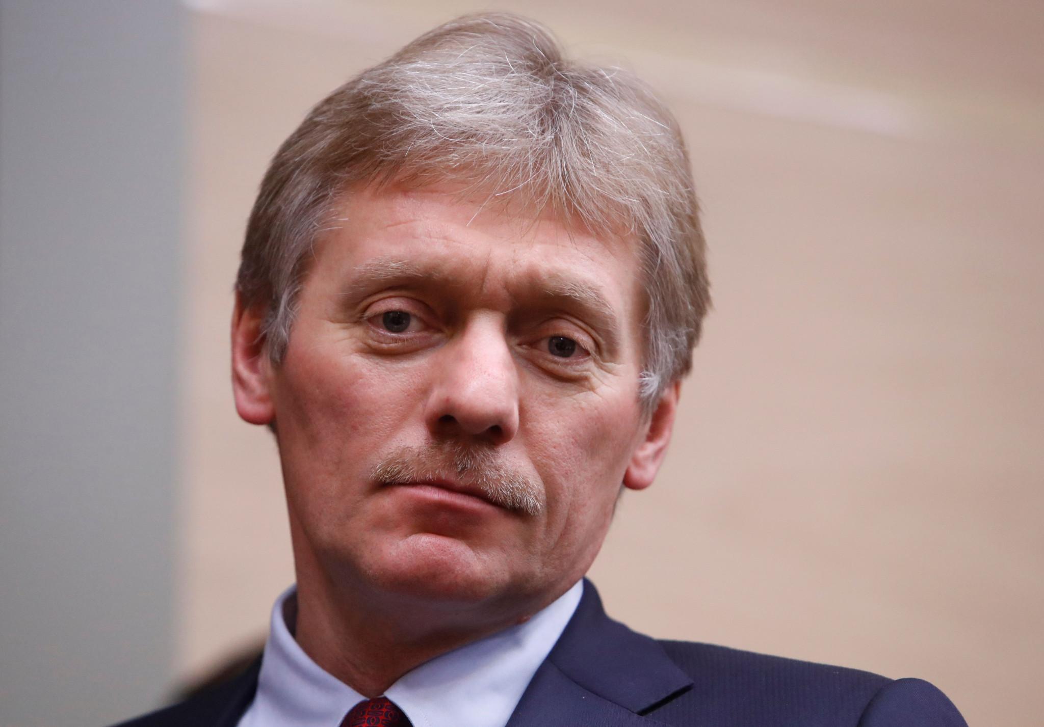 Kremlin monitors IPC decision on Russians at Pyeongchang 2018