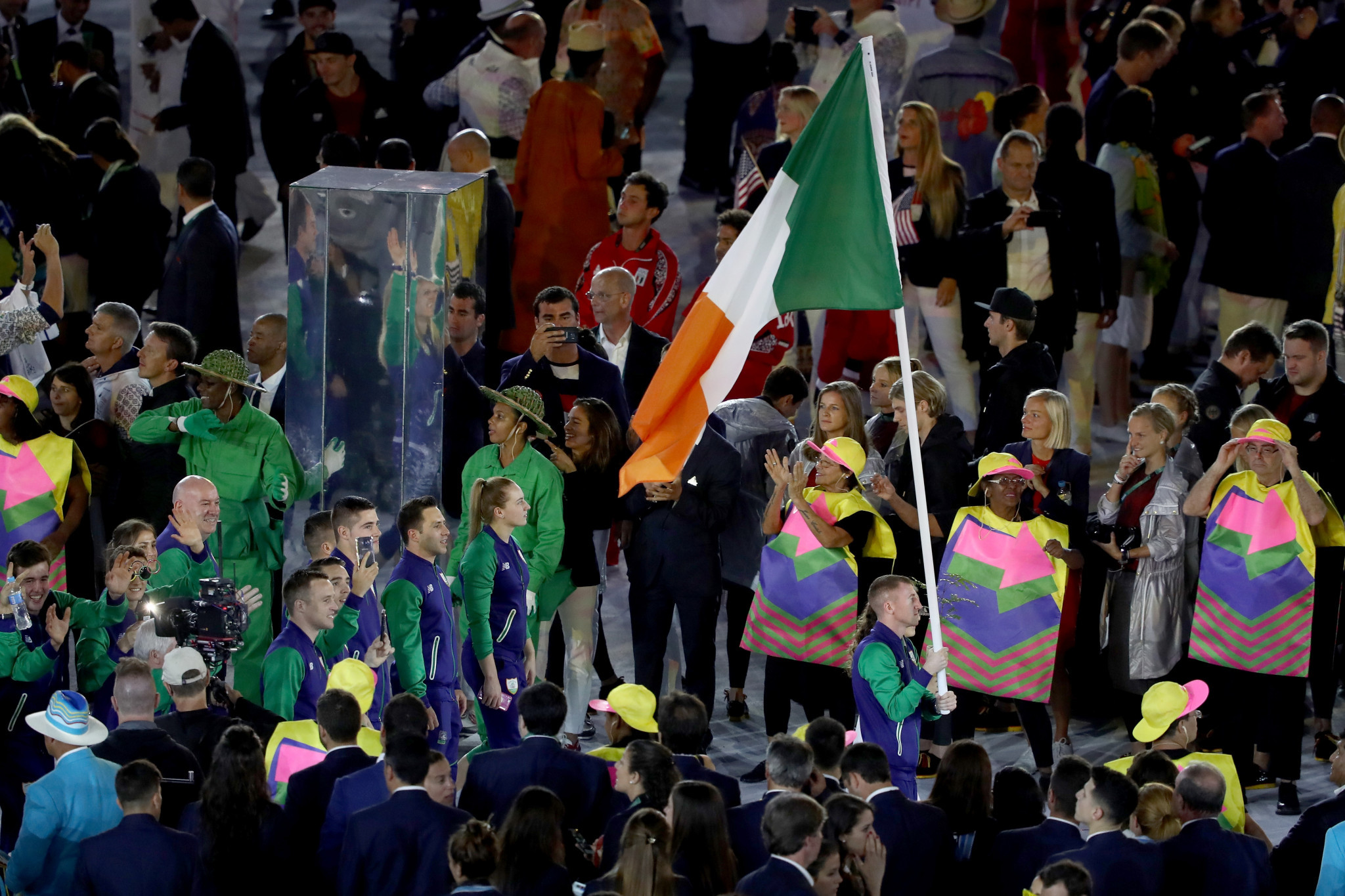 Government funding restored to Olympic Council of Ireland