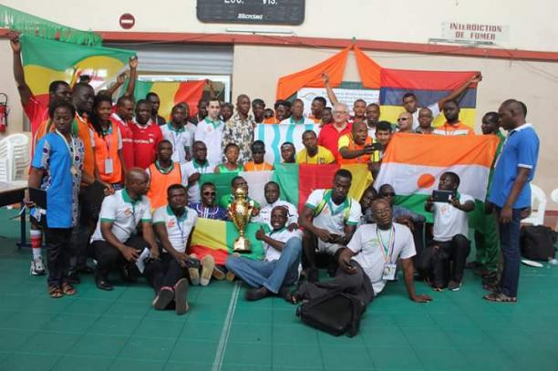 IBSA Goalball Committee conducts third series of workshops in Africa