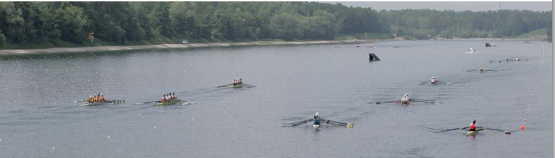 Linz-Ottensheim is set to host the 2019 World Rowing Championships after being recommended by the FISA Council ahead of rival Hamburg ©Getty Images