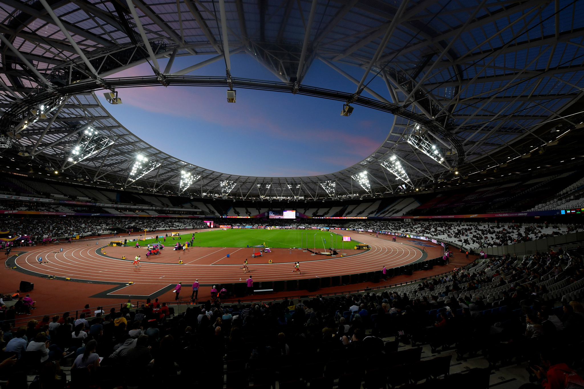 The 2017 World Para Athletics Championships were, by some distance, the most successful in the event's 23-year history ©Getty Images