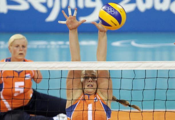 Elvira Stinissen believes the upcoming World Championships can help sitting volleyball grow in The Netherlands ©Getty Images