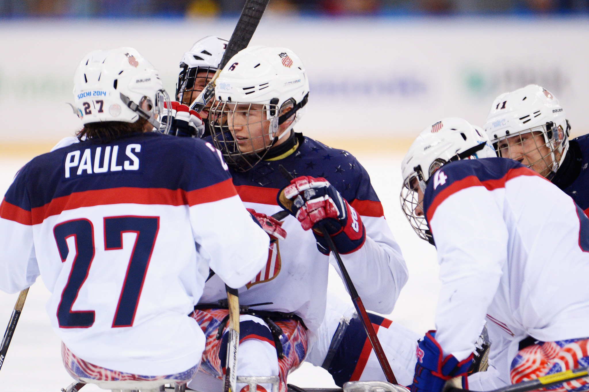USA Hockey names three squads for Pyeongchang 2018