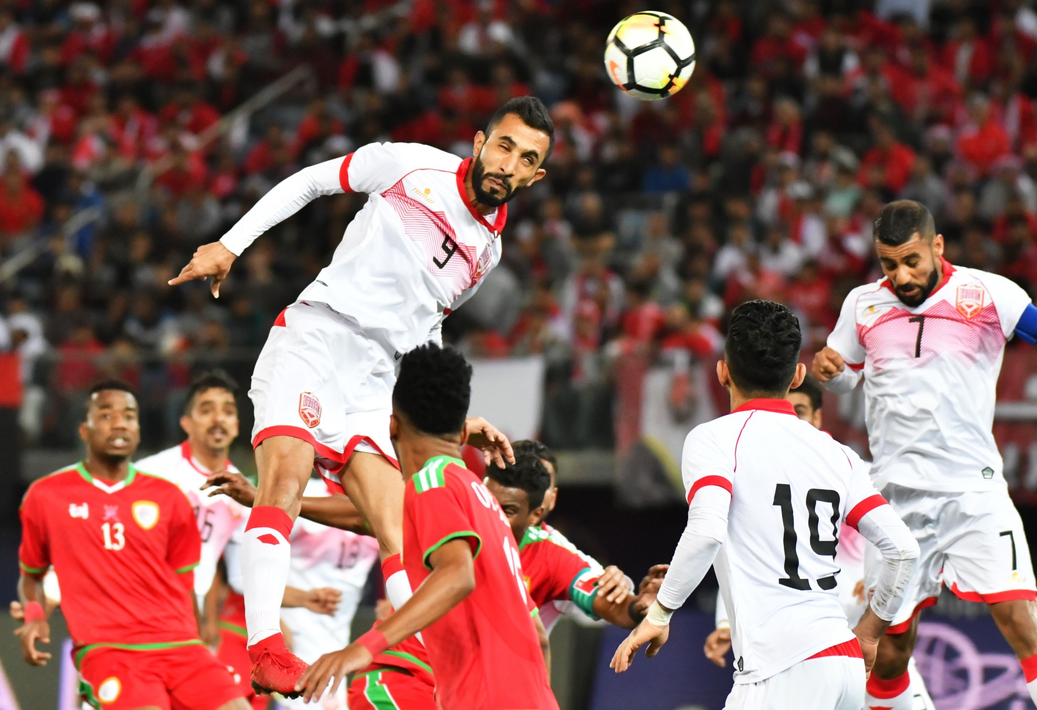 Own goal takes Oman into Gulf Cup of Nations final