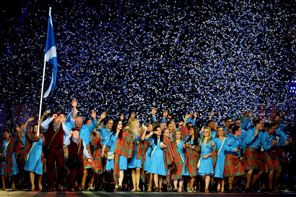 Previous studies found Glasgow 2014 had made little impact on sporting participation figures ©Getty Images