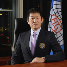 FIG President Morinari Watanabe has released a message after more athletes' stories of abuse emerged ©FIG