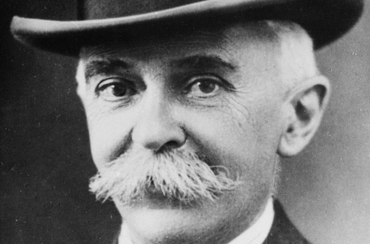 Baron Pierre De Coubertin, founder of the Modern Games, had some great ideas about Olympism. Great but vexed ©Getty Images