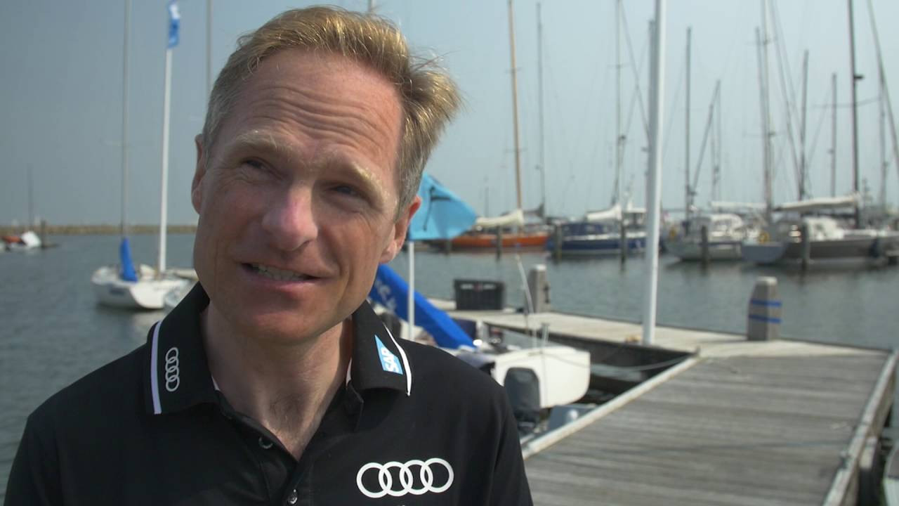 Paralympic champion Kroker elected to World Sailing's Athletes' Commission