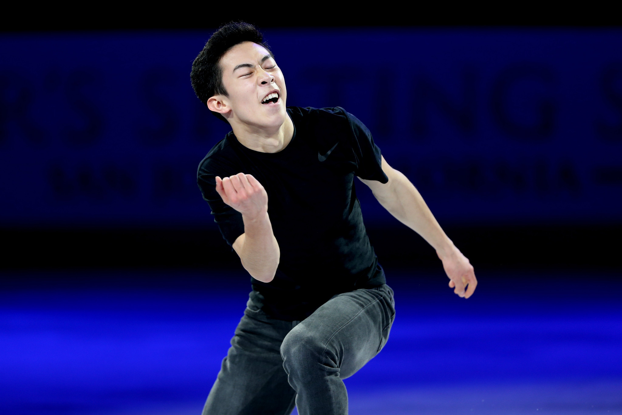 Nathan Chen will lead the American challenge in the men's figure skating event ©Getty Images
