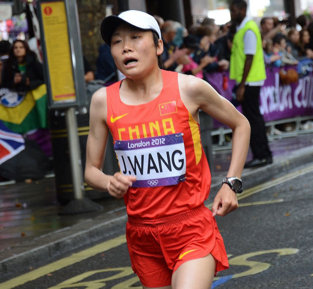 Wang Jiali has been handed an eight-year suspension ©Wikipedia