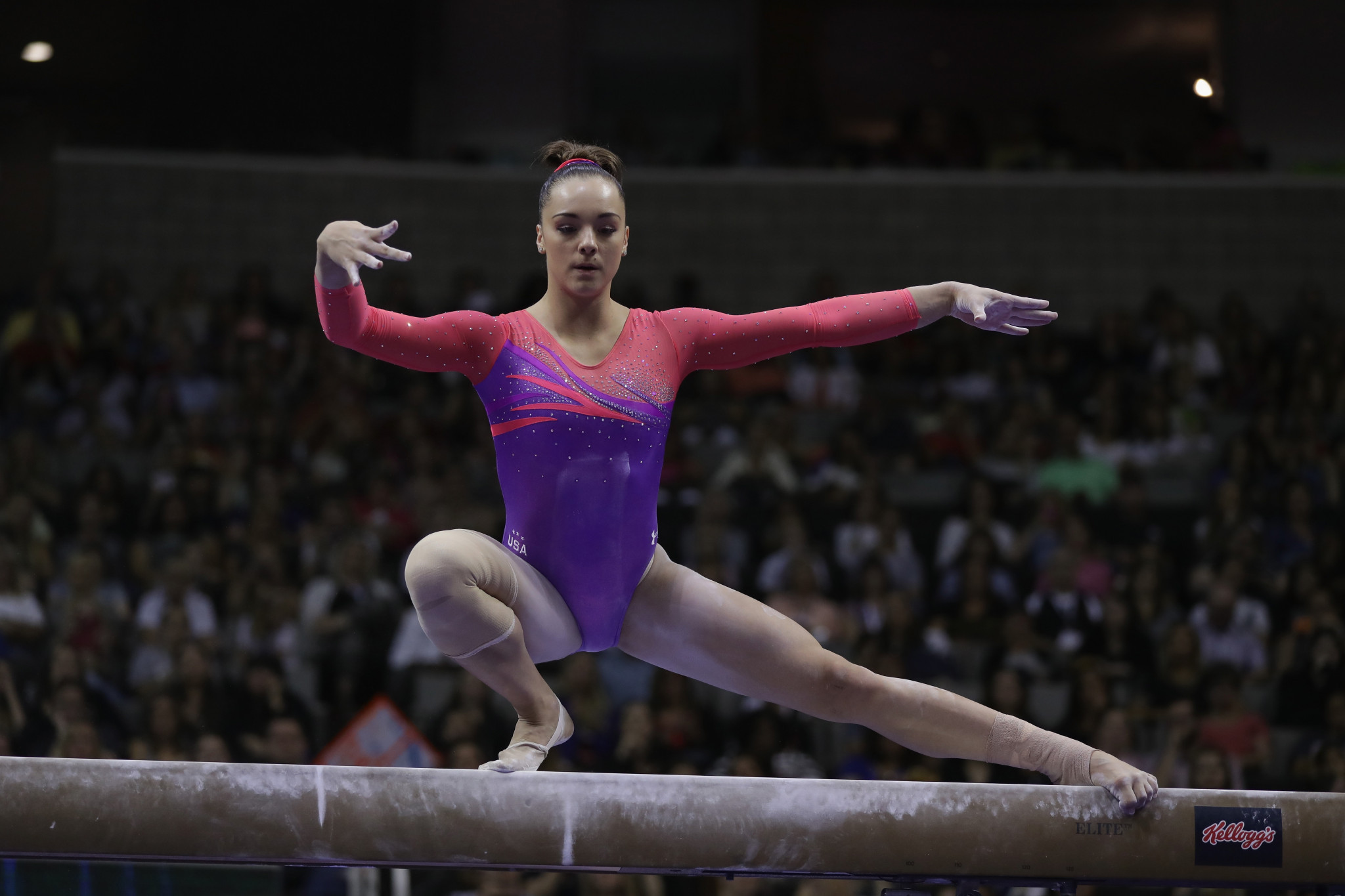 Maggie Nichols was the first to come forward about her abuse ©Getty Images