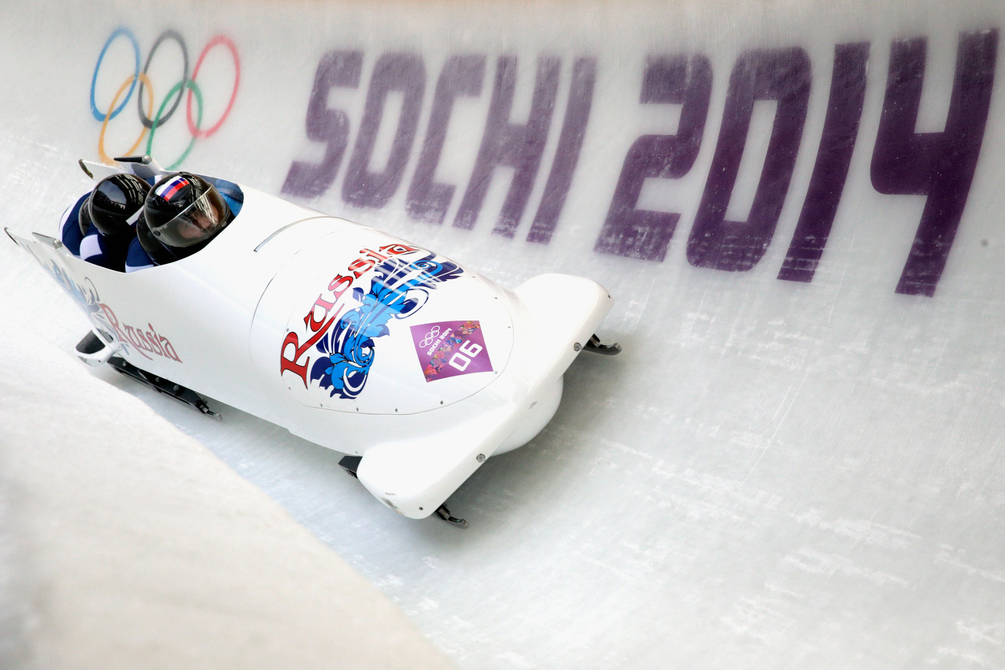 The second Russian sled initially finished fourth at Sochi 2014 ©Getty Images