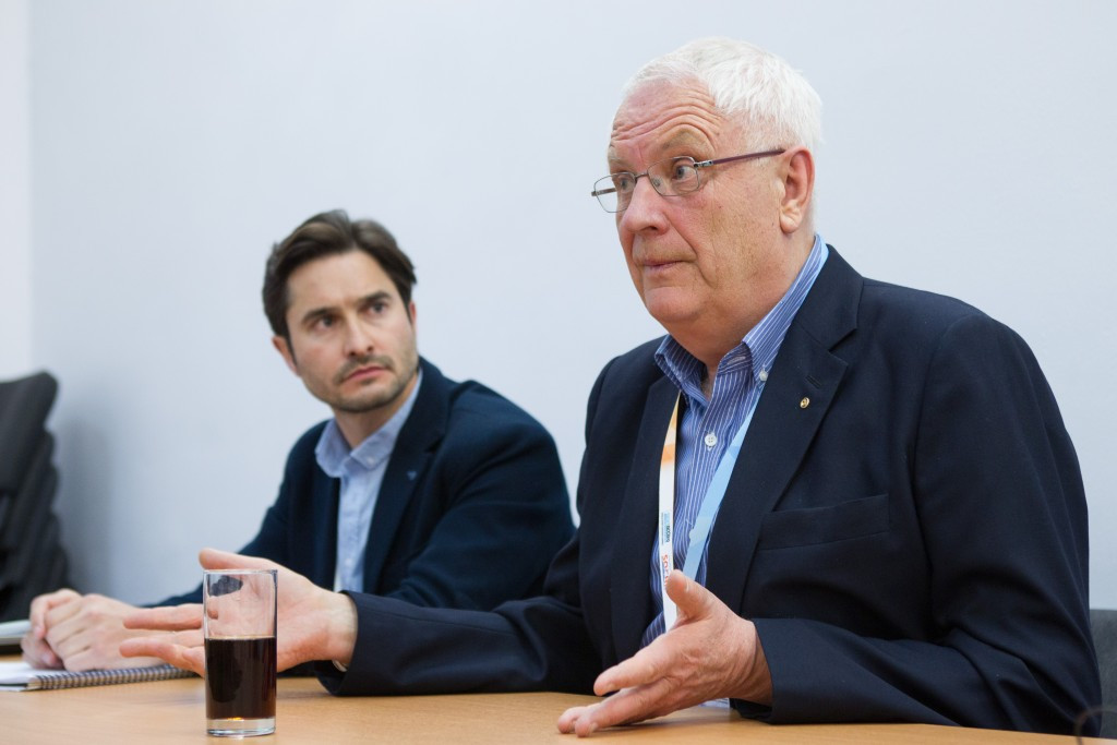 Newly elected European Athletics President gives backing to European Sports Championships concept