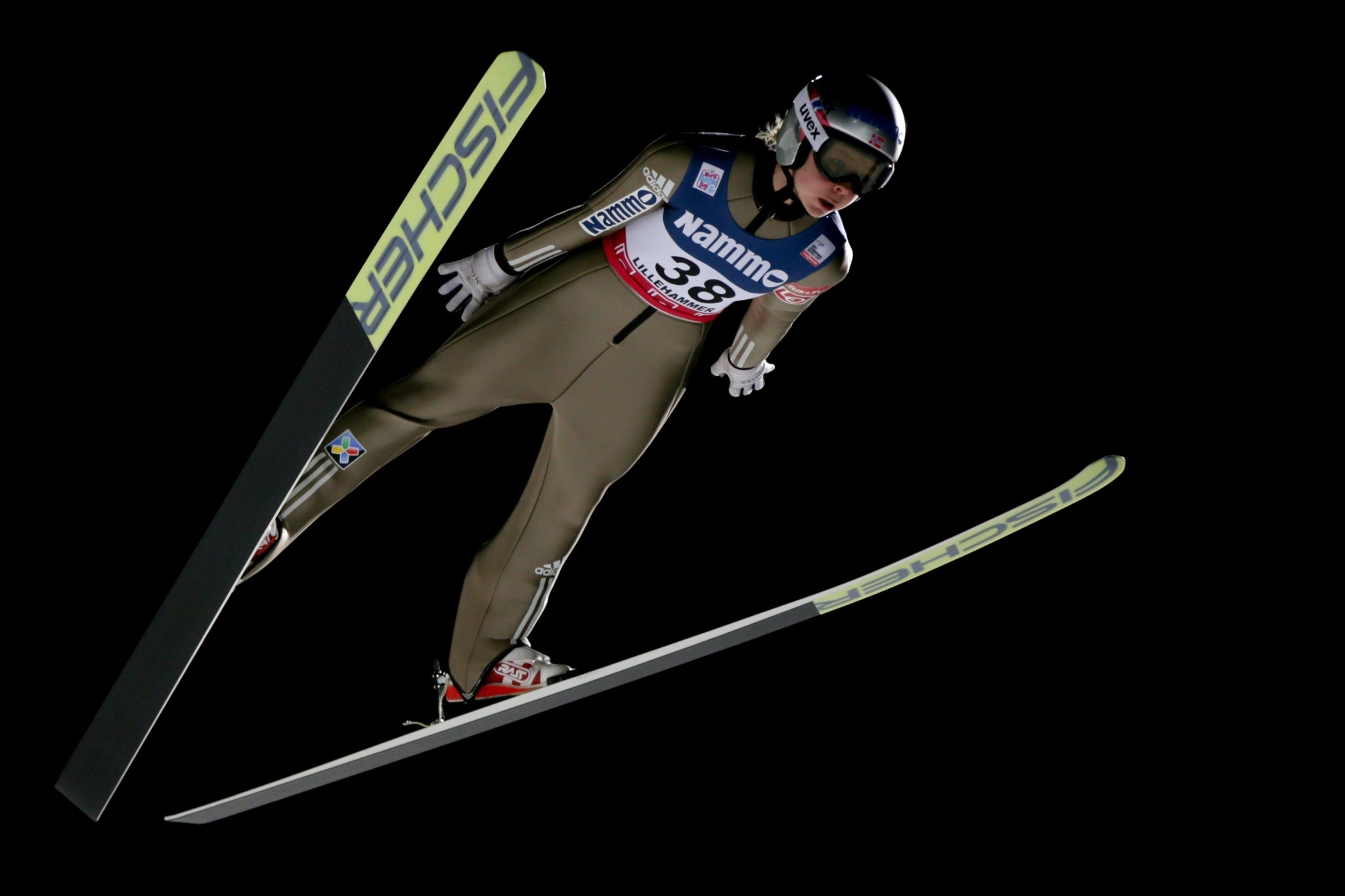 Norway secure one-two at women's Ski Jumping World Cup event in Lillehammer
