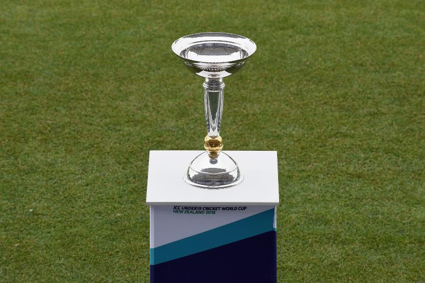 Two-time champions Pakistan and defending champions West Indies in action on opening day of ICC Under 19 Cricket World Cup