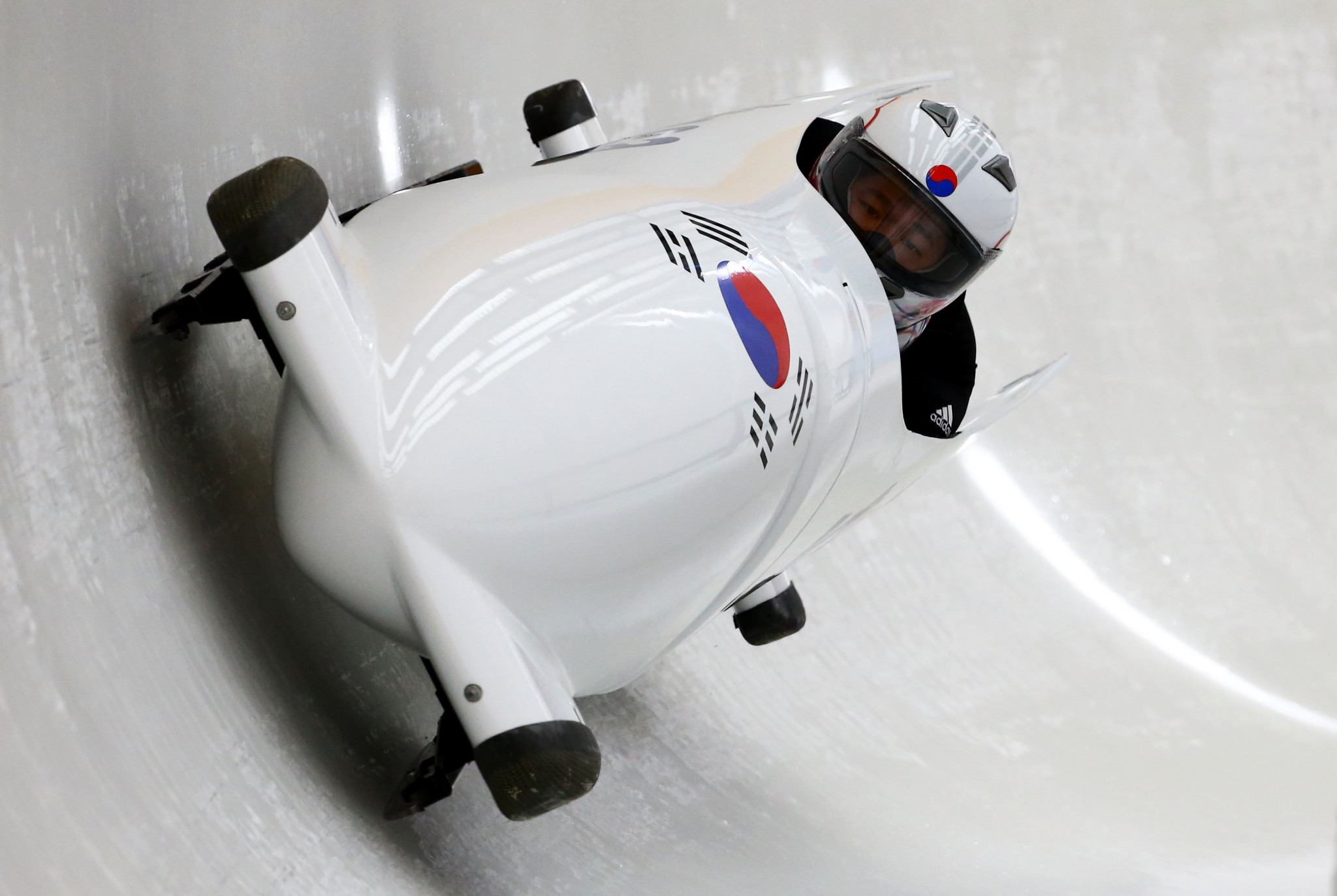 North Korea and South Korea could share a four-man sled to test conditions before bobsleigh competition starts at the Pyeongchang 2018 Winter Olympic Games ©Getty Images