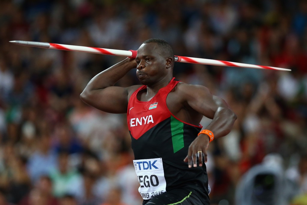 Julius Yego doubts he will compete in the remainder of 2020 ©Getty Images