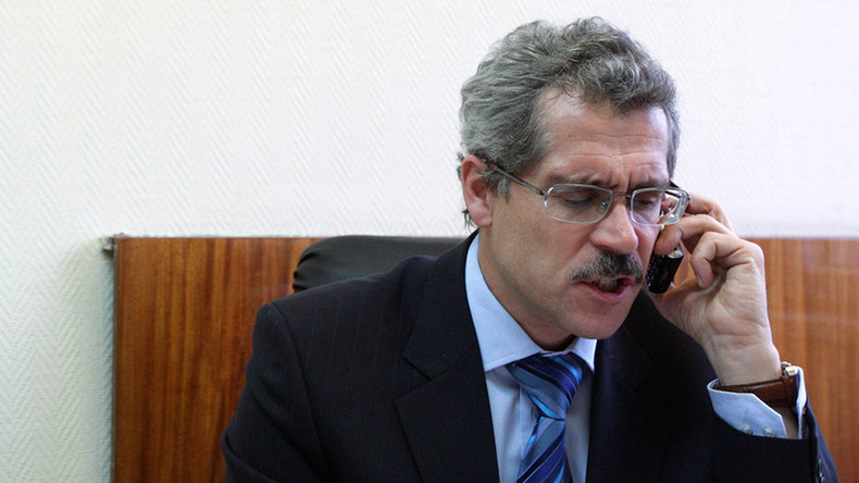 The Armenian system reportedly called on the help of Grigory Rodchenkov ©Netflix