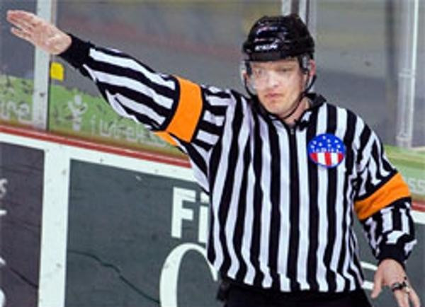 World Para Ice Hockey announce referees and linesmen for Pyeongchang 2018