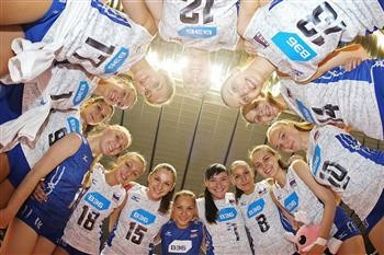 Russia lead way after first round of FIVB Volleyball Women's World Cup