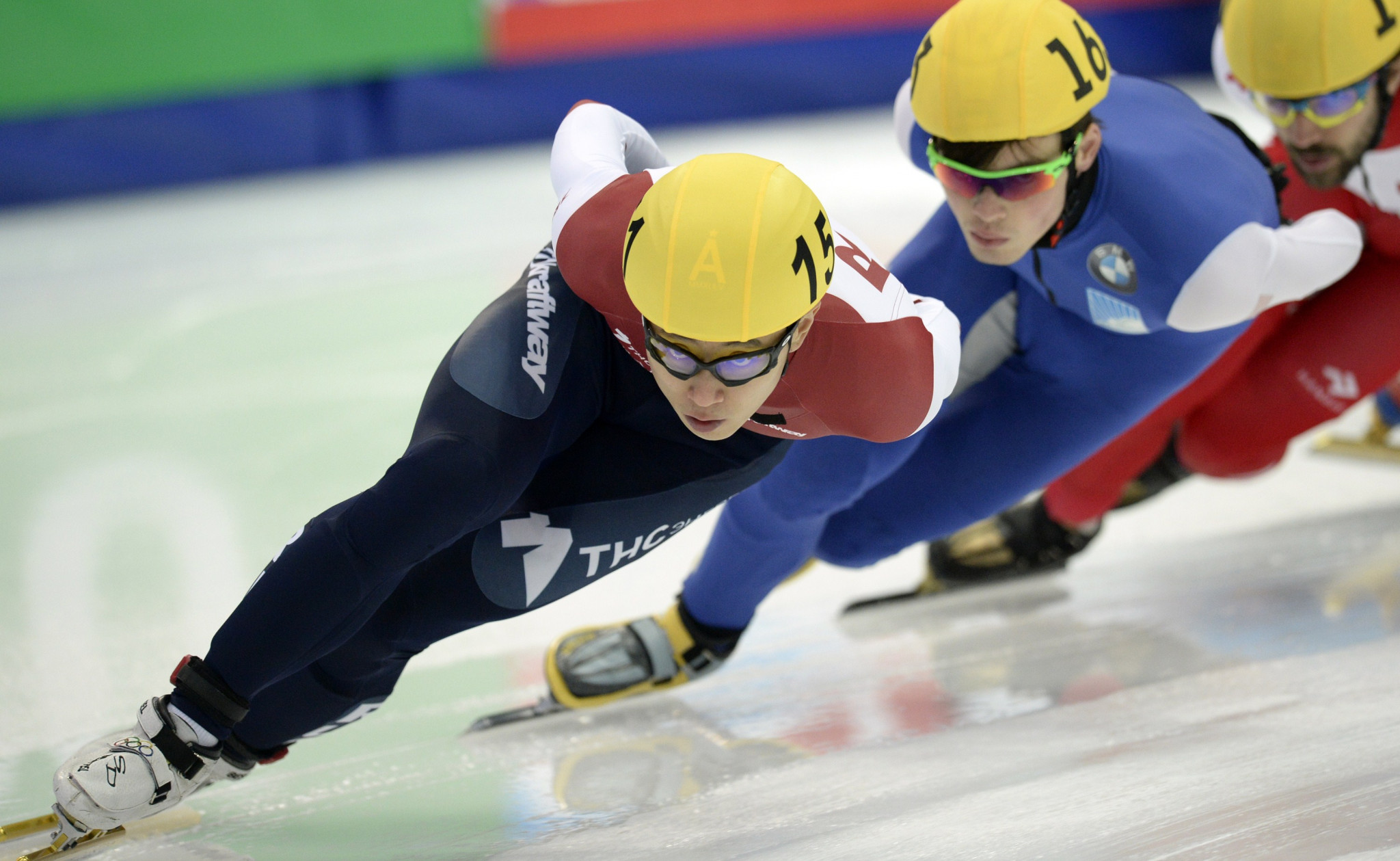 Short track speed skater Viktor Ahn has called on the IOC to publish the reason behind his exclusion from the list ©Getty Images
