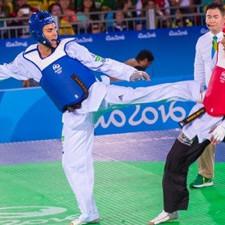 Pita Nikolas Taufatofua: Tonga's gift to taekwondo vows to give back