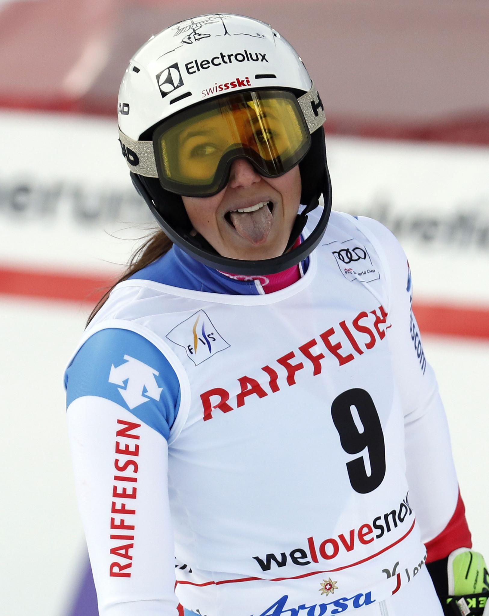 Holdener's long wait for FIS Alpine World Cup win ends in front of home crowd at Lenzerheide