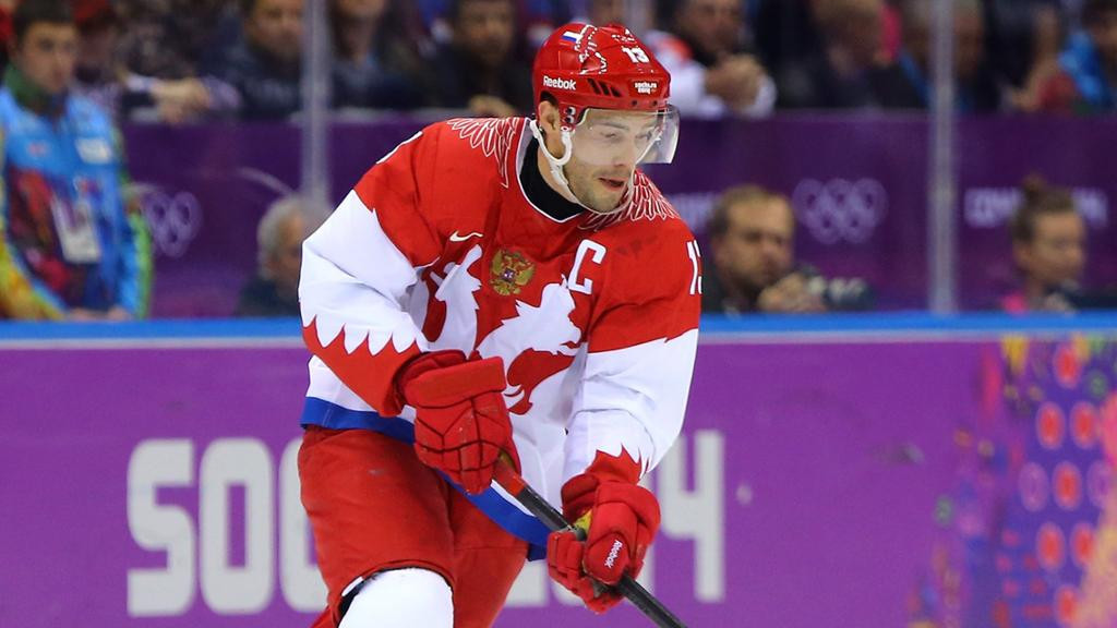 Ice hockey player Pavel Datsyuk is among the 169 athletes from Russia allowed by the IOC to compete at Pyeongchang 2018 following today's meeting in Lausanne ©Getty Images