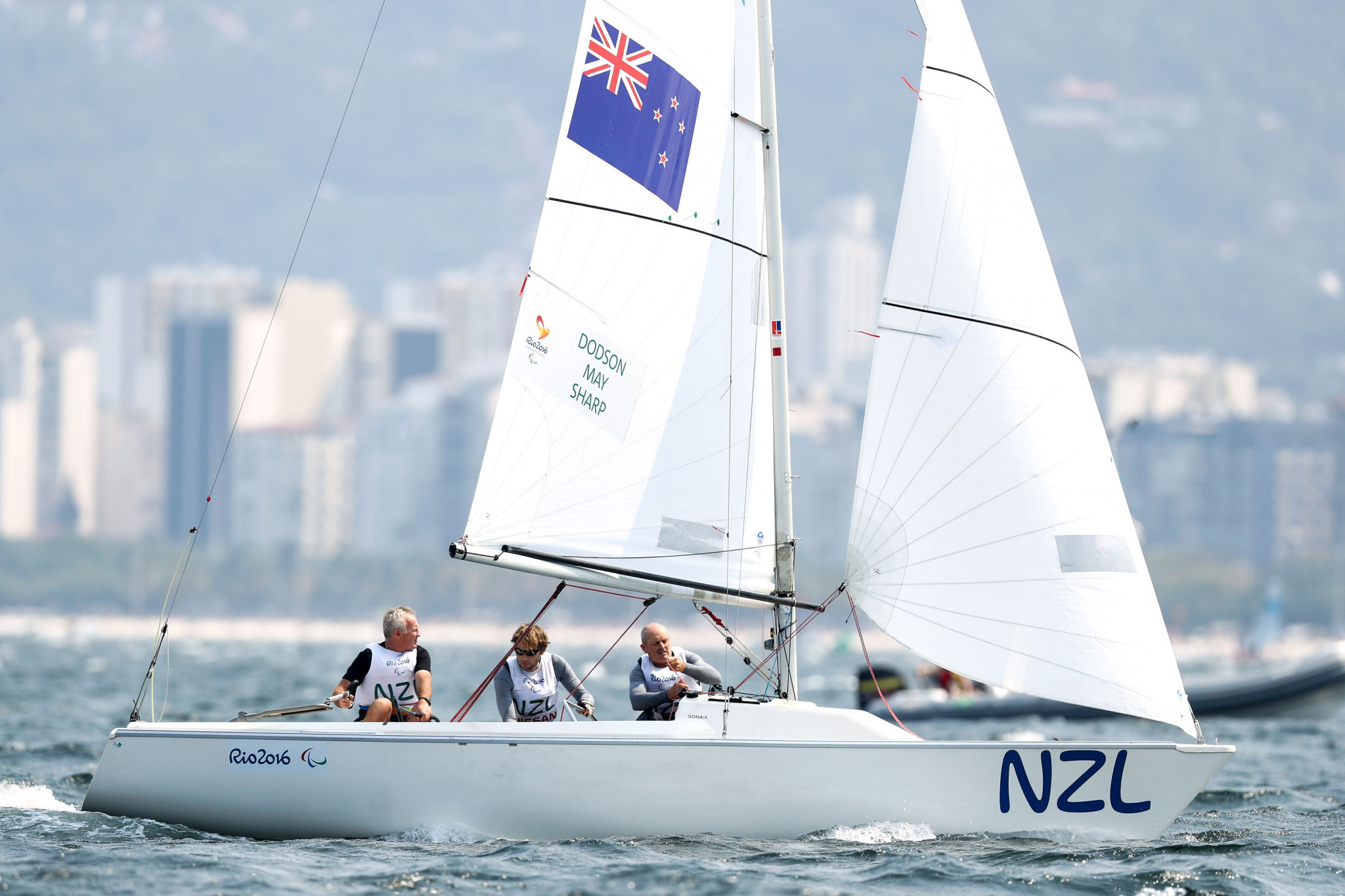 Sailing is among the sports to progress to the next stage of the Paris 2024 process ©Getty Images