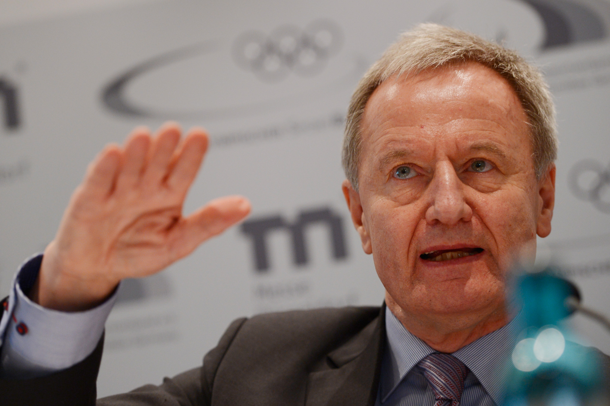 DBS President Friedhelm Julius Beucher has strongly criticised the IPC's decision ©Getty Images
