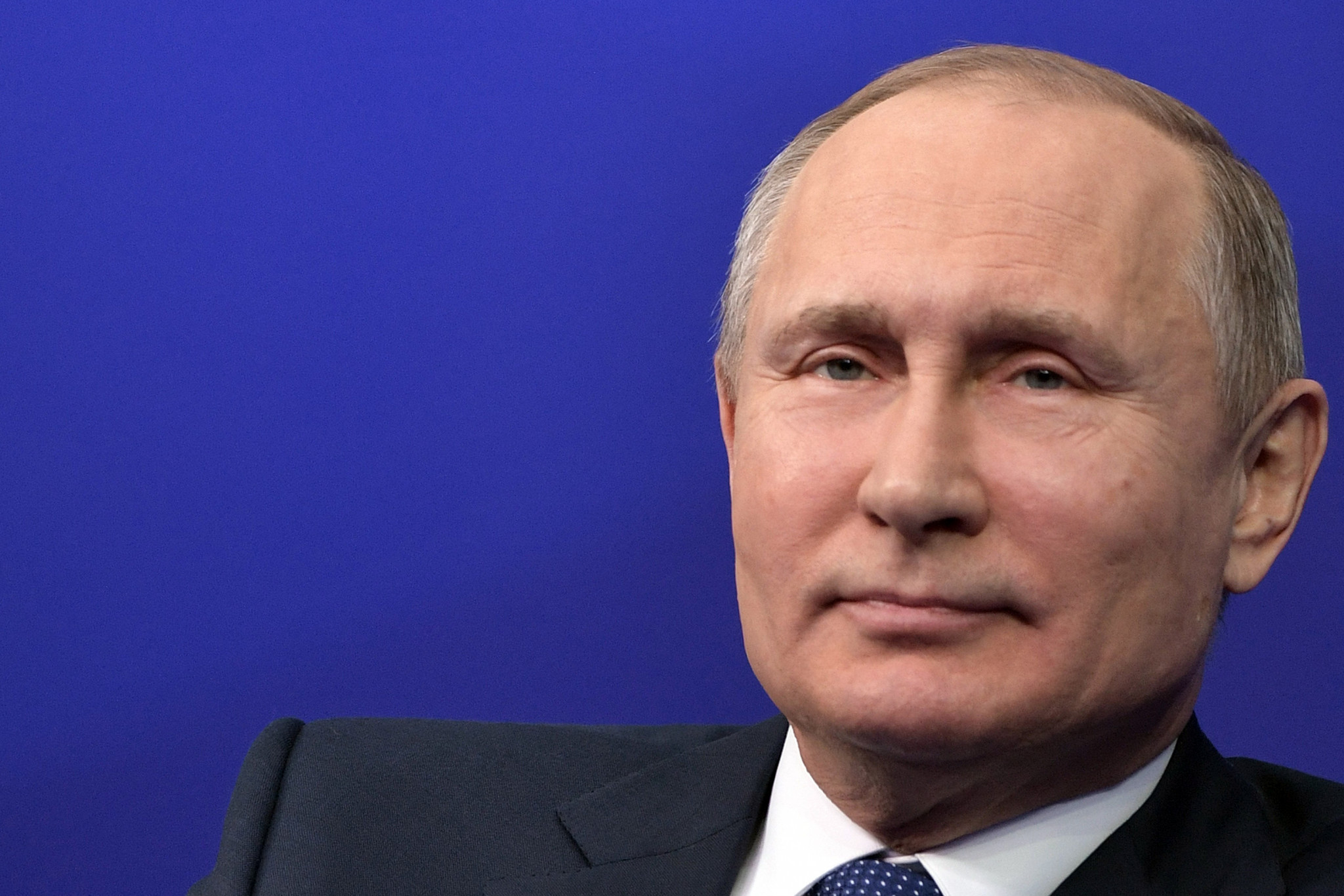 Vladimir Putin today called Grigory Rodchenkov an imbecile ©Getty Images