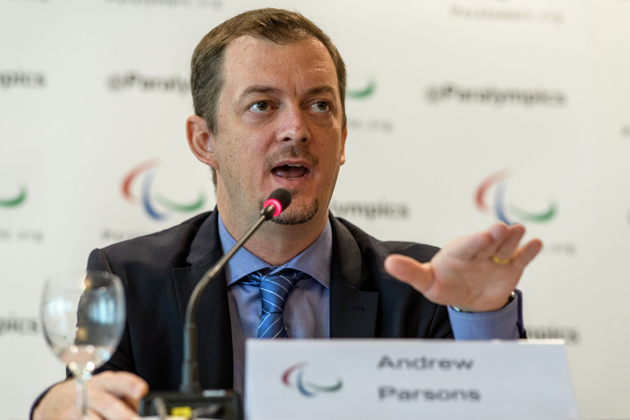 IPC President Andrew Parsons is optimistic that NPC North Korea will accept the invitation to participate at the Pyeongchang 2018 Winter Paralympics ©Getty Images