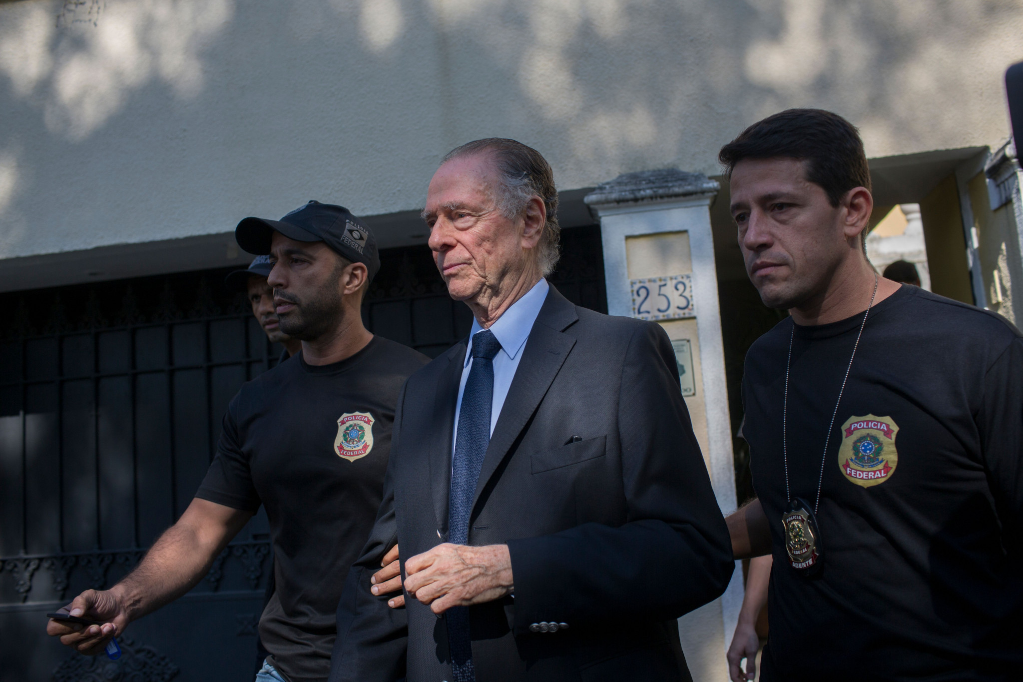 Former Brazilian Olympic Committee and Rio 2016 boss Carlos Nuzman is among officials removed from the organisation ©Getty Images