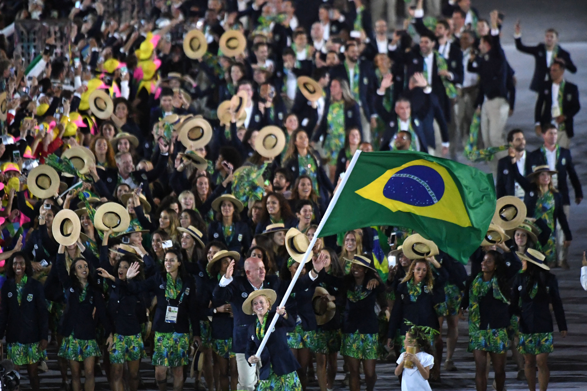 Brazilian Olympic Committee suspension lifted by IOC