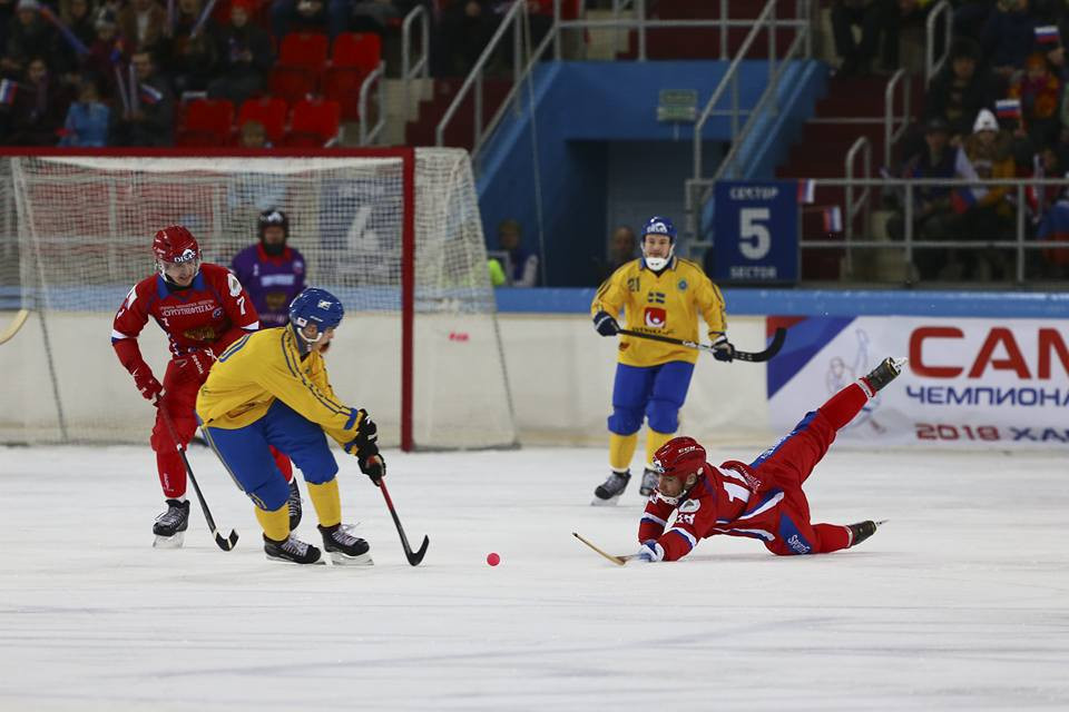 Bandy's hopes of being included on the Olympic programme at Beijing 2022 seem to have suffered a setback after IOC sports director Kit McConnell warned they had no plans at the moment to introduce new sports ©FIB