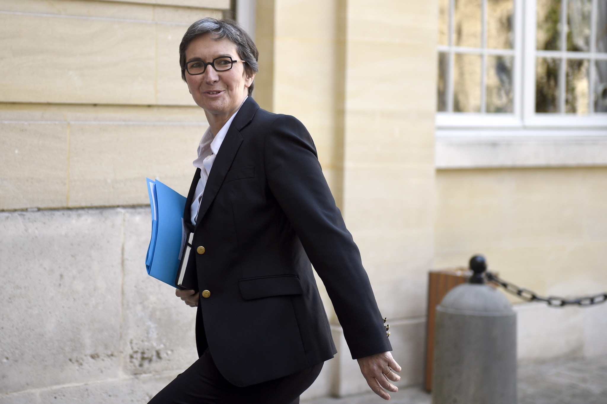 Valérie Fourneyron is chair of the IOC Invitation Review Panel ©Getty Images