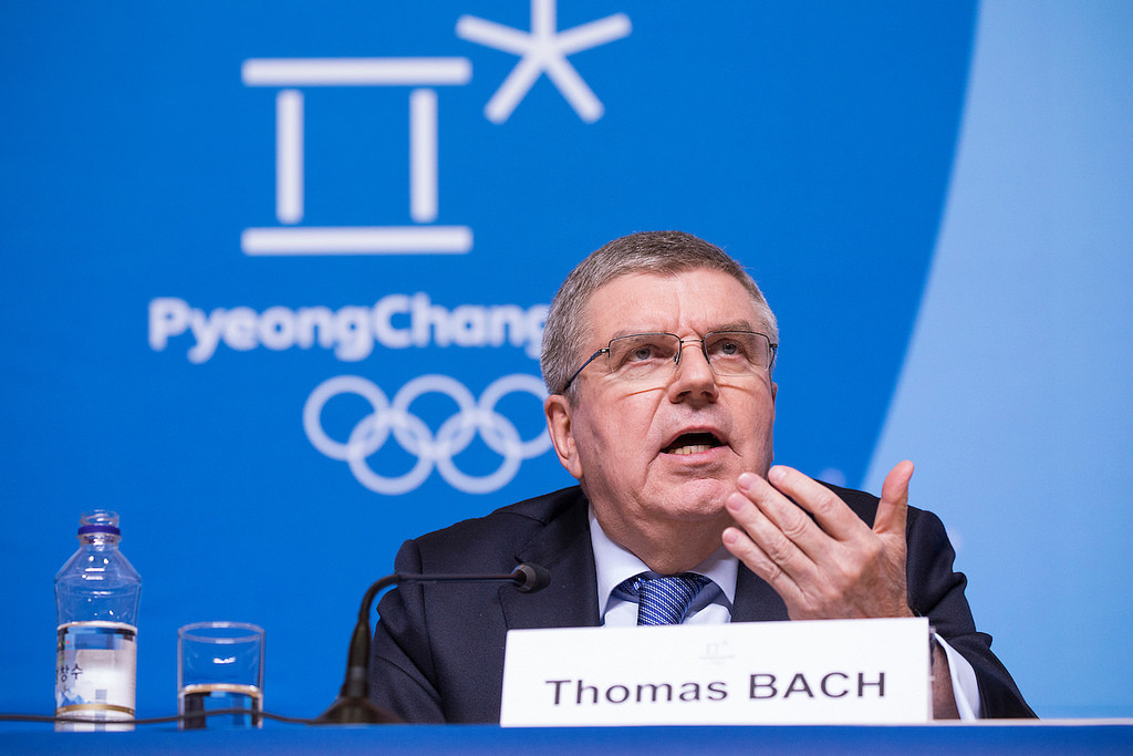 IOC President Thomas Bach claimed CAS needed to be reformed last week ©Getty Images