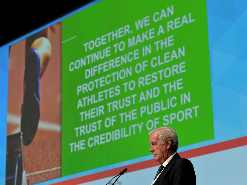 Sir Craig Reedie was turned on by fellow IOC members in the Session before Rio 2016 ©Getty Images