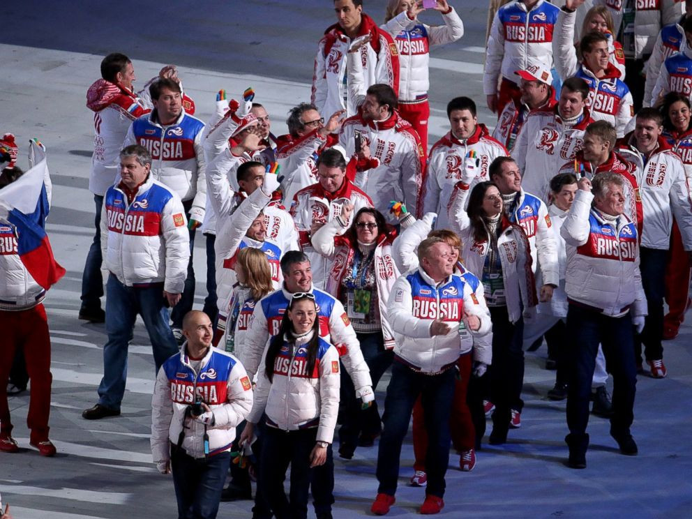 A set of criteria has been released to decide whether Russia will be allowed to take part the Closing Ceremony of Pyeongchang 2018 under its own flag ©Getty Images