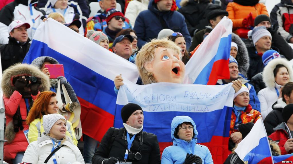 Russian supporters at Pyeongchang 2018 have been warned that overt displays of nationalism could impact on whether team is allowed to march under its own flag at the Closing Ceremony of Pyeongchang 2018