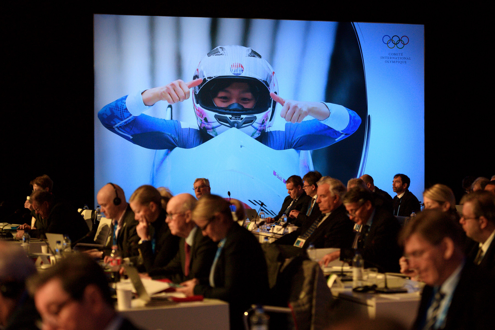 insidethegames reporting LIVE from the 132nd IOC Session in Pyeongchang