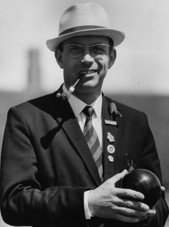 10: David Bryant wins a fourth consecutive lawn bowls singles title at Edmonton 1978