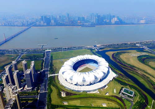 Website and emblem design competition launched for Hangzhou 2022 Asian Games