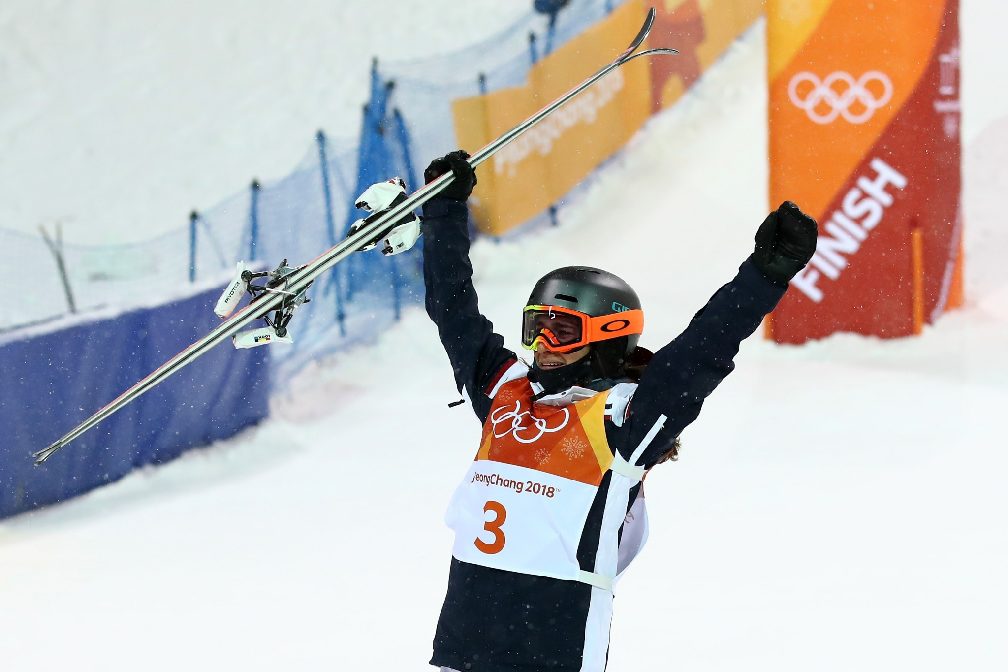 Perrine Laffont has dominated the women's moguls discipline in recent years ©Getty Images