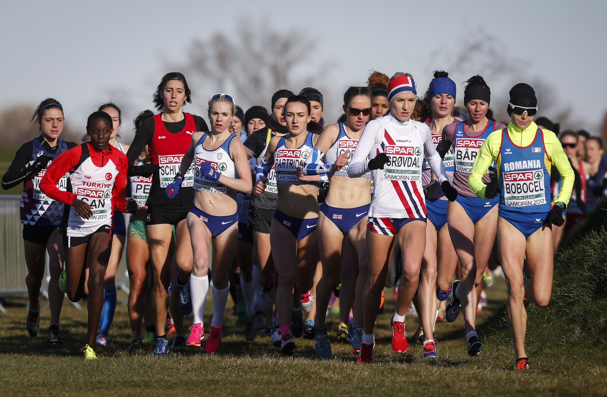 Cross-country running has long been suggested as a Winter Olympic sport ©Getty Images