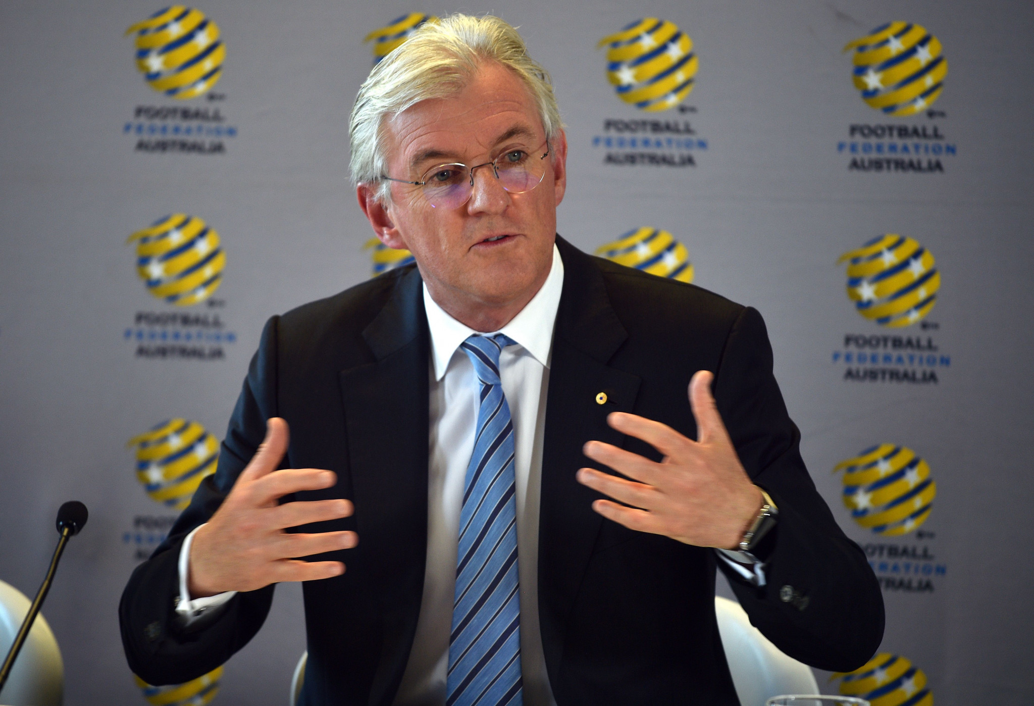 Football Federation Australia will welcome FIFA and AFC officials next week ©Getty Images