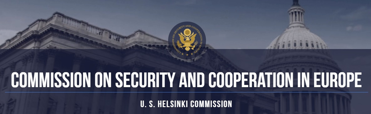 A hearing on the Russian doping scandal will be held by the United States' Helsinki Commission ©Helsinki Commission